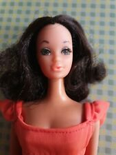 BARBIE STEFFIE FACE KELLIE DOLL 1971 WALK LOVELY QUICK CURL MOD ERA PJ TRACY