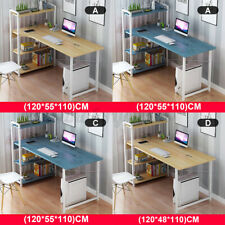 Wood Computer Desk Laptop PC Table Home Office Study Simple Workstation Desks