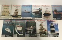 Sea Breezes Magazine of Ships & the Sea-11 issues from 1990-94-96-97     (2)