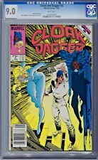 Cloak And Dagger # 4 CGC 9.0 Marvel