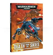 Warhammer 40000 60-04-01-99-058 Death From The Skies Book  T48 Post
