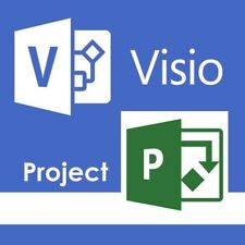 [SALE] Visio Professional 2019 / Project Professional 2019 - Full Version