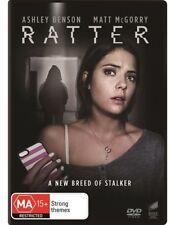 Ratter (DVD, 2016) Ashely Benson Pretty Little Liars Horror Like New!