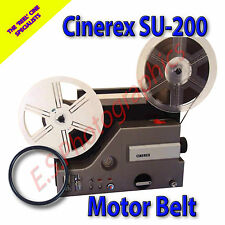 CINEREX SU-200 Sound 8mm Cine Projector Motor Drive Belt