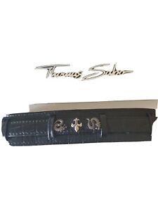 Thomas sabo rebel at heart Armband Leder 20 cm