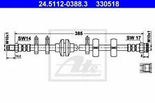 Flexible de frein ALFA ROMEO 145 (930) 146 (930), FIAT BRAVA (182) BRAVO I (182)