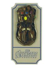 Infinity Gauntlet Avengers Endgame Mondo Enamel Pin Alamo Drafthouse Exclusive