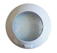 2 x BOAT YACHT MARINE 24 WHITE LED INTERIOR LIGHTS 3W 460LM 12V~24V DC