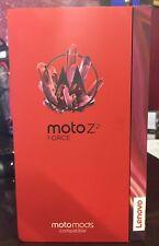 Motorola Moto Z2 Force (2017) NEW IN BOX T-Mobile 64GB 12MP 5.5 QHD NEW RELEASE!
