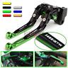 Handlebar Adjust Folding Brake lever Clutch For Kawasaki GTR1400/CONCOURS 07-17