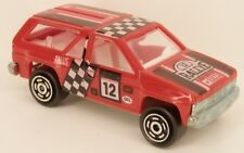 Novacar (Portugal) Nissan Pathfinder/Terrano Red Rally #12 Rallye SUV 1/64 Scale