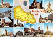 BR883 France Pas de Calais map carte geographique multi vues