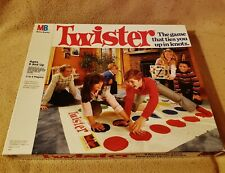 1986 Twister Game - Great Condition with Light Wear