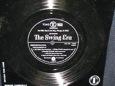 "The Swing Era""Moonlight Serenade/Opus One/Begin The Beguine""7""LP Floppy PROMO"
