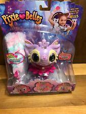 Pixie Belles - Layla (Purple) Interactive Enchanted Animal Toy