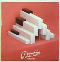 DOUCHKA : TOGETHER - EP (PROMO feat. CLARENS, LUCID) ♦ CD SINGLE