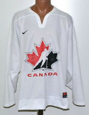 Size XL adult Canada national team ice hockey shirt jersey Nike