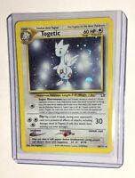 TOGETIC - 16/111 - Neo Genesis - Holo - Pokemon Card - EXC / NEAR MINT