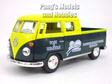 VW T1 (Type 2) Delivery Pickup Bus 1/34 Scale Diecast & Plastic Model - Yellow