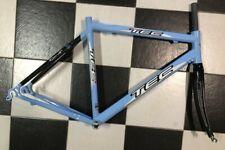 Marco Bici Carreras Aluminio Carbono TEC Columbus Altec Talla Road Bike Frame 54