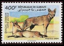 Djibouti Dschibuti 1994 Jackal, MNH, Sc 734, Mi 604, CV €150