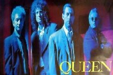 Queen - Group Color Poster