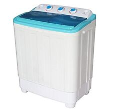 Good Ideas NEW XL Compact Twin Tub Washing Machine 4.6kg washer and dryer ide...