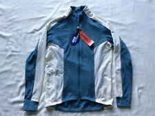 Netti Tepedus 2 L/S Cycling Jacket - Mid Blue - Womens - KSH7WJT2 - Size L