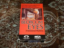 Bedroom Eyes (VHS, 1986) Rare OOP HTF MCA/Odeon Canadian Import T&A *NOT ON DVD*