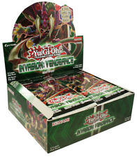 Yugioh - Invasion Vengeance - 1 Display - Englisch - 1. Auflage