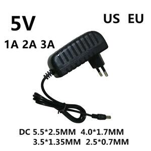 DC 5V 3A AC 100-240V Converter power Adapter 5Volt 1000MA Power Supply