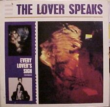 """Lover Speaks Every Lover's Sign 2 mixes US 12"""""""