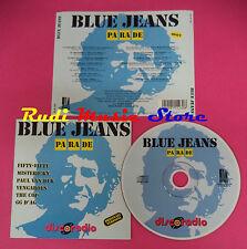 CD Blue Jeans Parade compilation vengaboys gigi d'agostino no mc dvd vhs(C34)