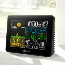 Digoo Weather Station Forecast Thermometer Digital Outdoor Wireless Barometric