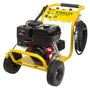 Stanley 9HP 3600PSI Petrol Pressure Washer (SXPW9053BS)