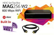 Mag 256 W2 Set-Top-Box Mag 256W2 with Built-in 2.4G/5G Wifi Faster than Mag 254