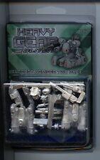Heavy Gear Blitz Utopian & Eden Support Armiger Two Pack MINT