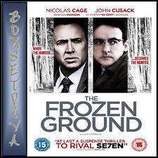 THE FROZEN GROUND - Nicolas Cage & John Cusack **BRAND NEW DVD **