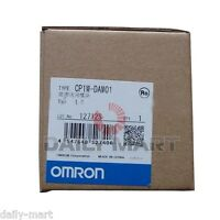 OMRON CP1W-DAM01 CP1WDAM01 Original New in Box NIB Free Ship