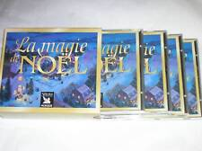 RARE BOITIER 4 CD / LA MAGIE DE NOEL / READER'S DIGEST / TRES BON ETAT