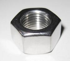 1/4 UNF Full Nuts Zinc Plated Steel (Qty 10)