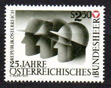 Austria 1980 25 years army Mi. 1659 MNH