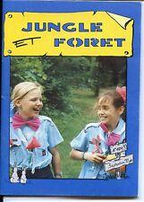 Revue Jungle et Forêt n°101 Sept 1991 - Louveteaux - Scouts Unitaires de France