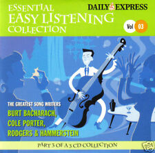 V/A - Essential Easy Listening Volume 3 (UK 15 Tk CD Album) (Daily Express)