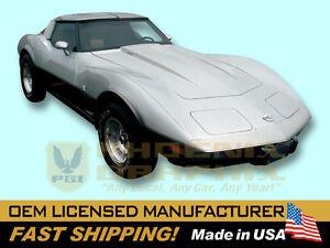 1978 Chevrolet Corvette Silver Anniversary Edition Decals & Stripes Kit