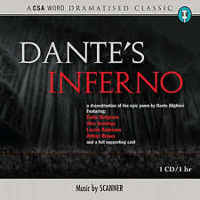 Inferno: Dantes Inferno (Csa Word Dramatised Classic) by Dante Alighieri (Hardco