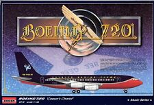Roden  Boeing 720 Caesar's Chariot  Bee Gees 1979 USA Tour Airliner 1/144 318 ST
