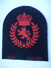 ROYAL NAVY TRADE PATCH NO 2 DRESS UNIFORM