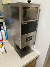Bunn O Matic Precision Commercial Coffee Grinder G92 Series W/Dual Hoppers G9