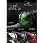 Protection de reservoir Moto KAWASAKI Z800 / Z 800 E CARBON ROUGE / RED